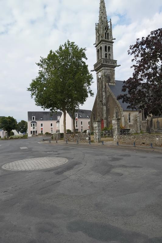 Travaux bourg
